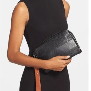 French Connection Wristlet/Clutch